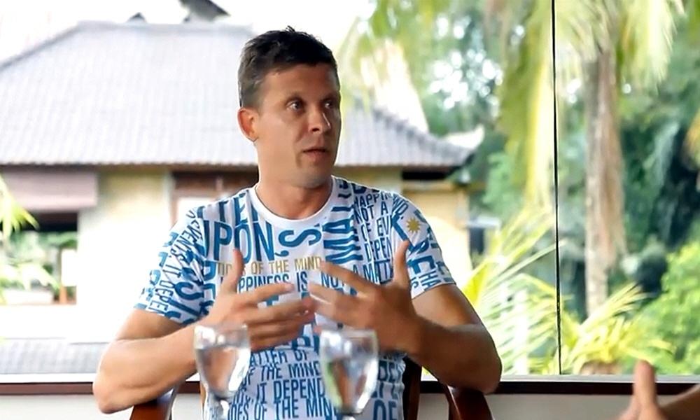 Сергей Арсеньев - архитектор свободного стиля жизни, путешественник, интернет-предприниматель