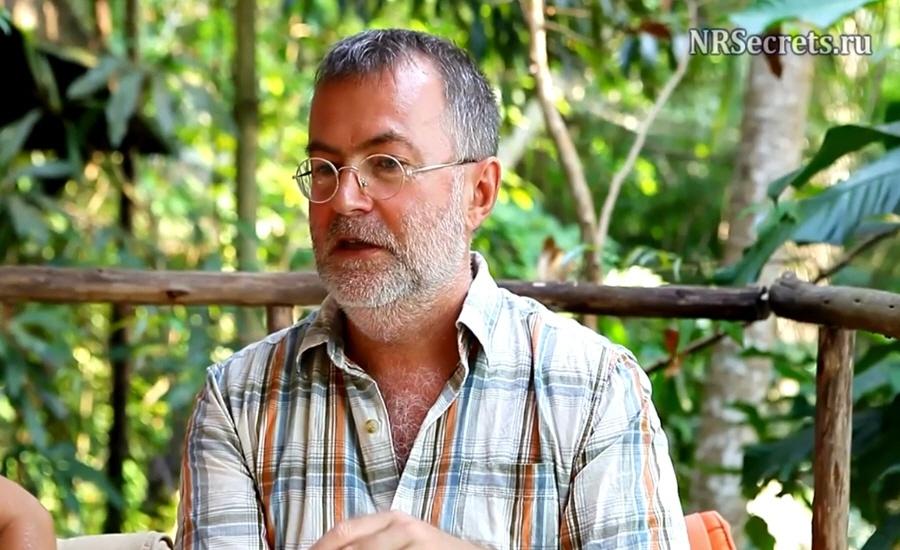 Сергей Всехсвятский - основатель и координатор Международной ассоциации Свободного Дыхания