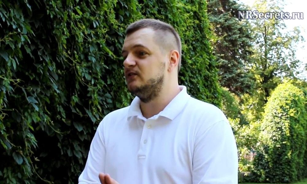 Ян Владимиров - основатель Первого Мотивационного Радио