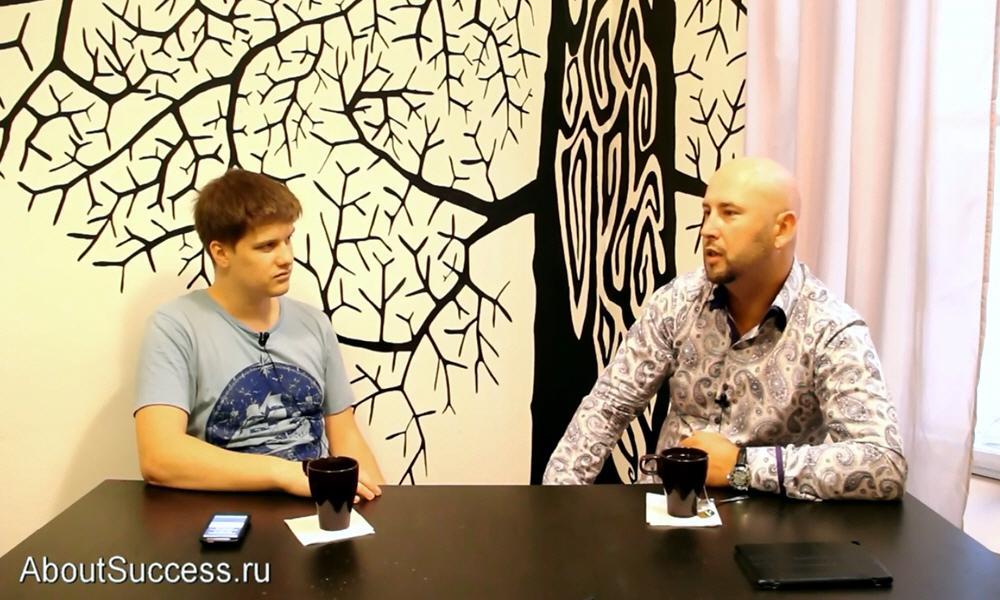 Андрей Гук ведущий эксперт и сооснователь школы Бизнес-Старт