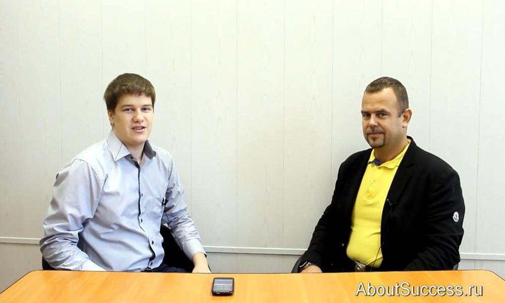 Вадим Шлахтер в программе Секреты Успеха Ленивых Людей