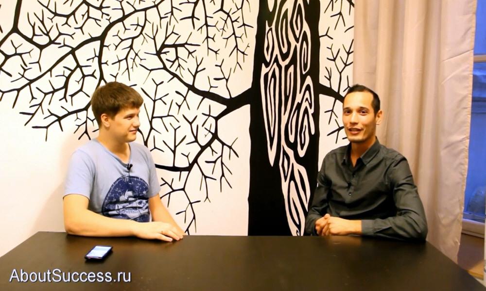 Руслан Абдулов в программе Секреты Успеха Ленивых Людей