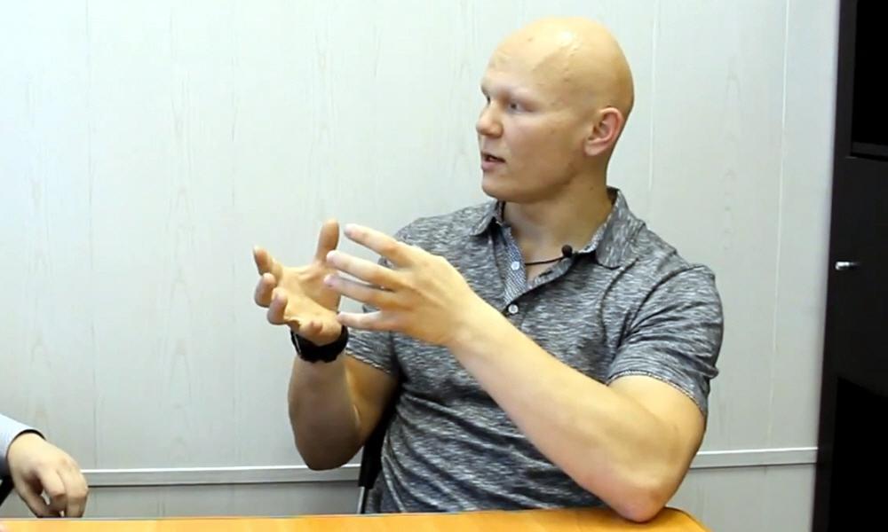 Эд Халилов руководитель Школы Выживания ПРОРЫВ