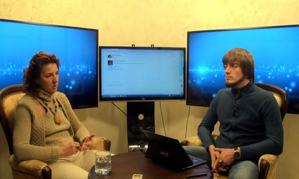 Ольга Святченко в передаче Секреты успешного интернет-бизнеса