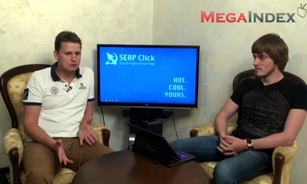 Сергей Балакирев в передаче Секреты успешного интернет-бизнеса