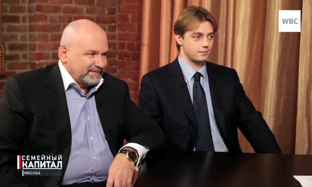 Александр и Андрей Бойко в программе Семейный капитал
