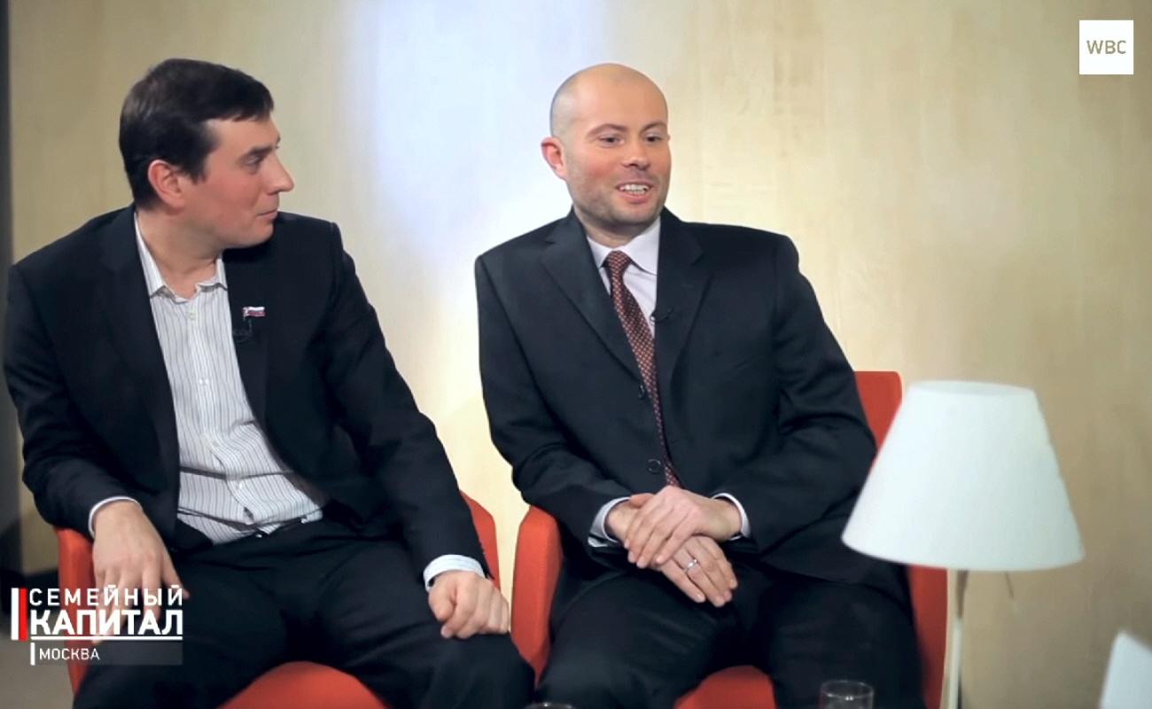 Антон и Максим Виноградовы - владельцы группы компаний КАНТ
