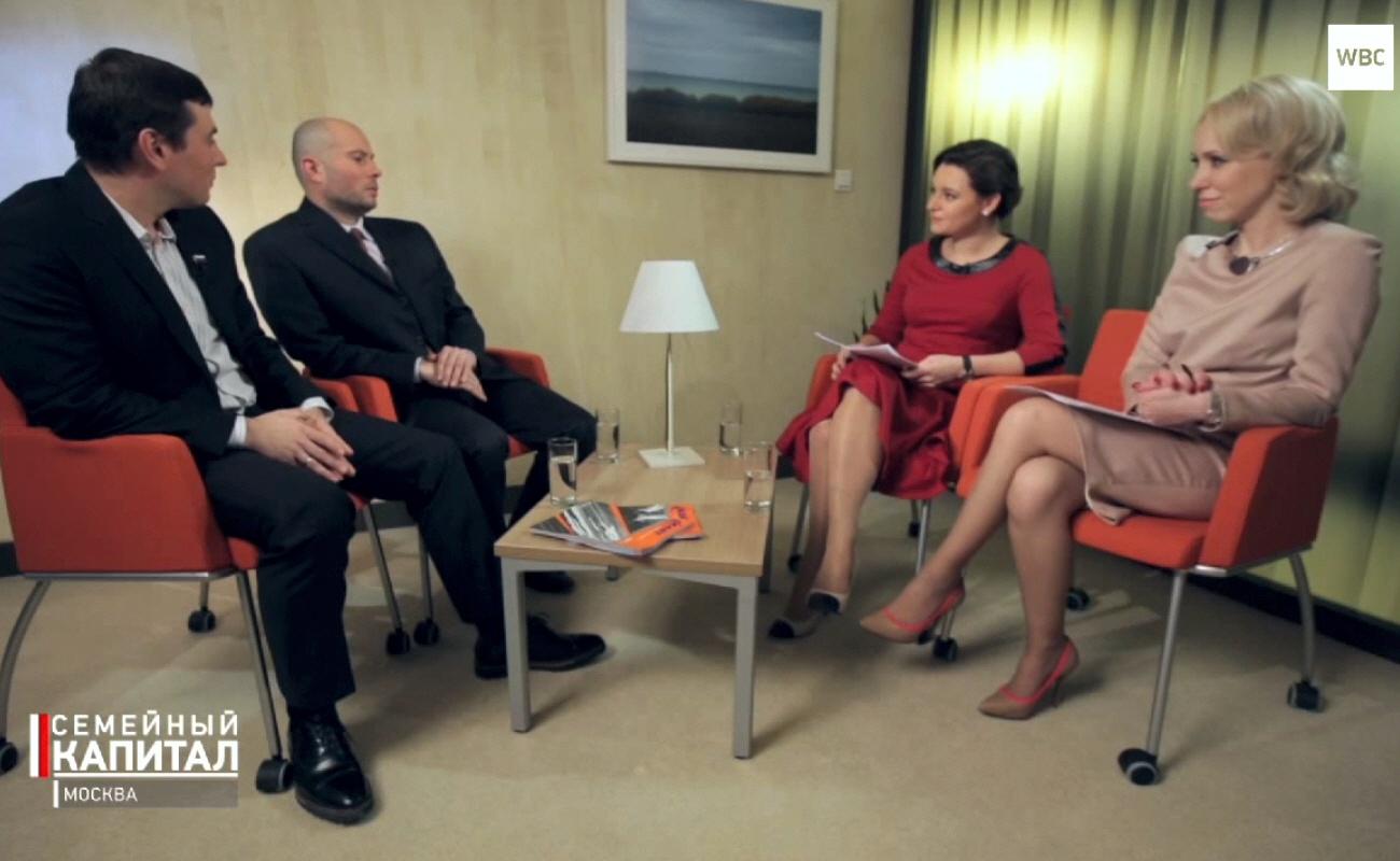 Антон и Максим Виноградовы в программе Семейный капитал