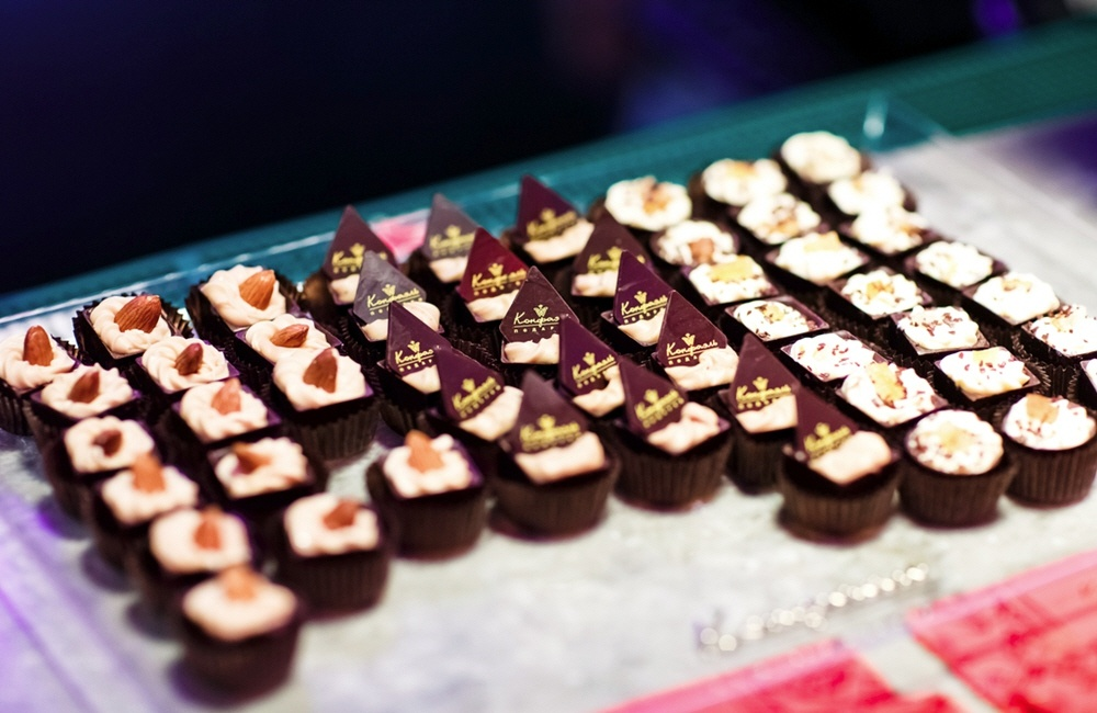 Кондитерское производство конфет