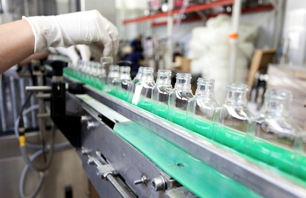 Производственный Бизнес Компании Бентус лаборатории