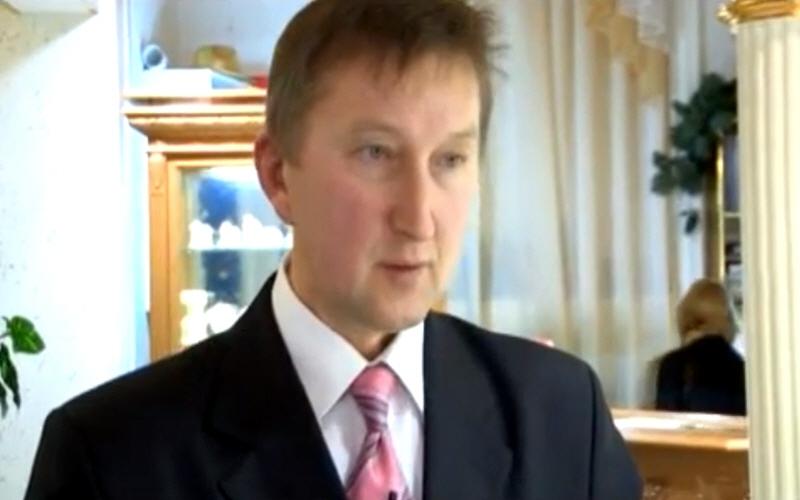 Андрей Буров владелец ювелирных магазинов в ижевске Символ успеха