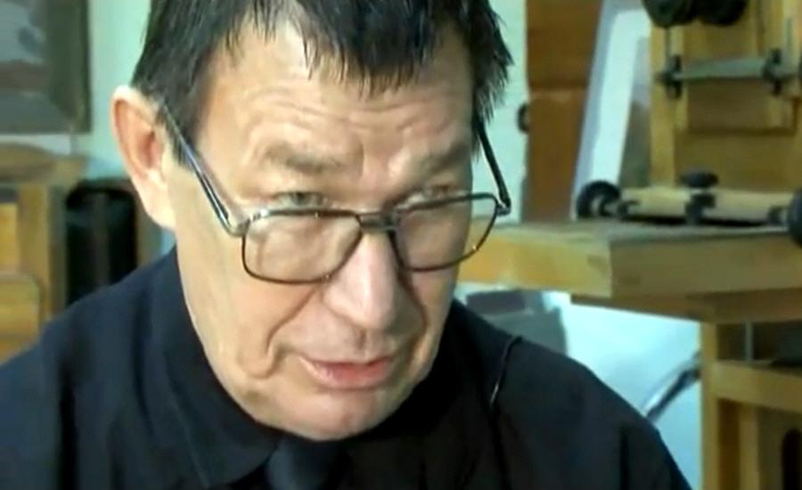 Ахат Хисамутдинов в программе Символ успеха на телеканале ТНТ
