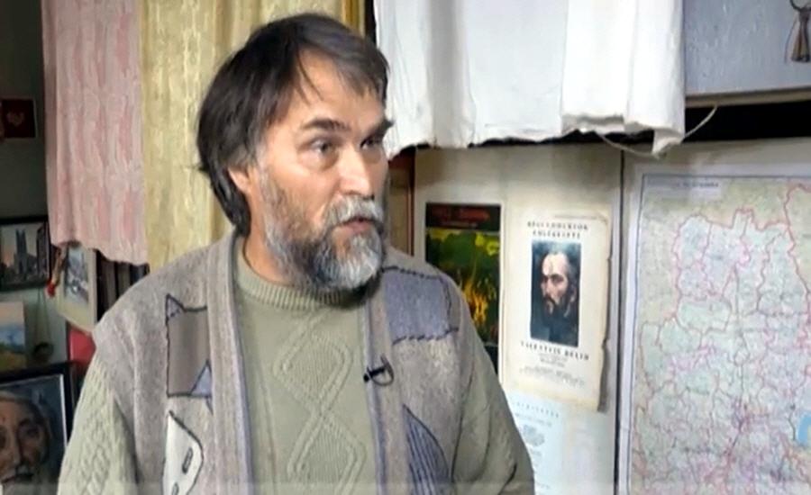 Валентин Белых в программе Символ успеха на телеканале ТНТ