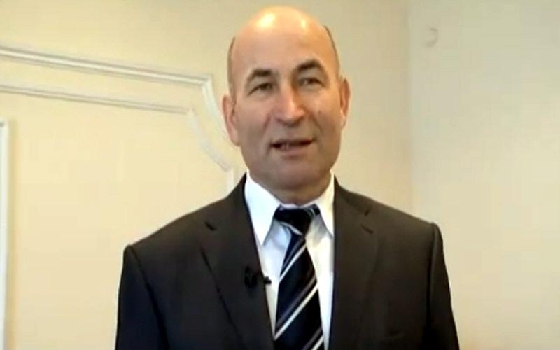 Владимир Никешкин в программе Символ успеха на телеканале ТНТ