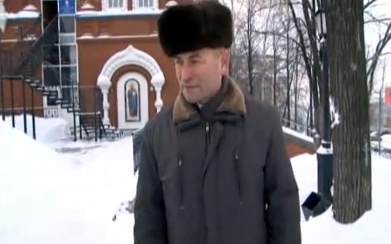 Владимир Никешкин почётный работник прокуратуры Российской Федерации
