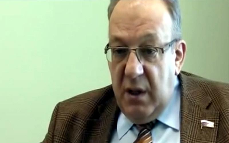 Евгений Богомольный кандидат технических и доктор экономических наук Международного межакадемического союза