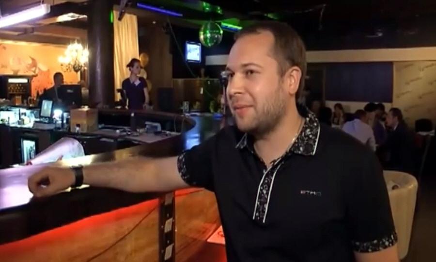 Евгений Цепилов в программе Символ успеха на телеканале ТНТ