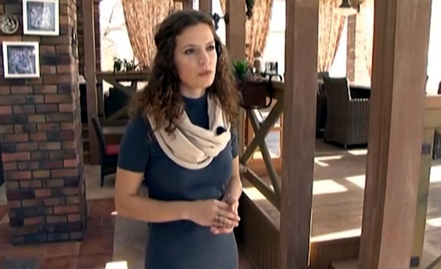 Екатерина Ангелова в программе Символ успеха на телеканале ТНТ