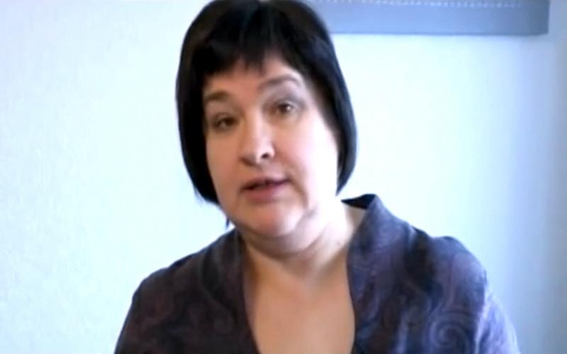Елена Лебедева кукольница на телеканале ТНТ