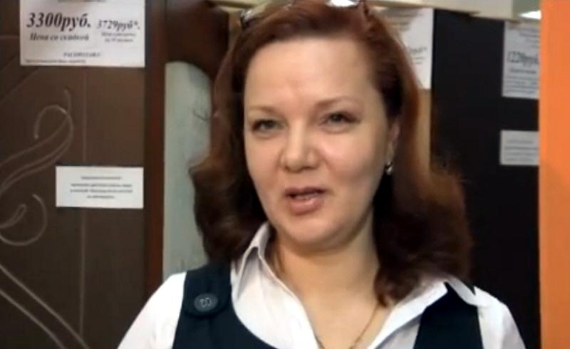 Инна Черемных основатель и управляющая торговой сети 3 Марта