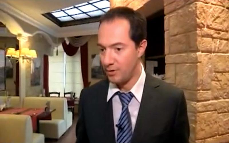Константин Котов в программе Символ успеха на телеканале ТНТ
