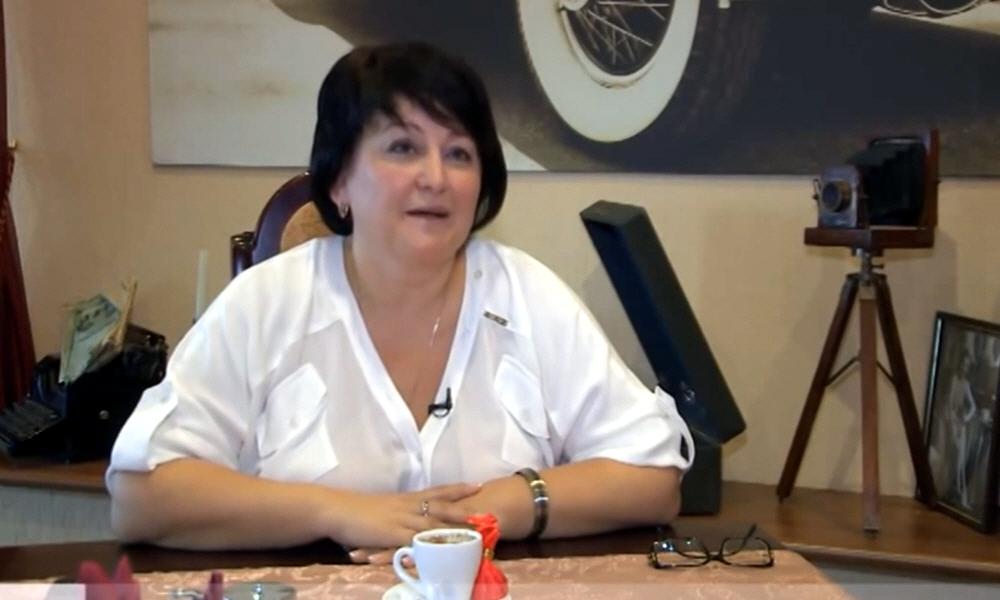 Марина Чередникова - владелица гостинично-ресторанного комплекса Green Roof