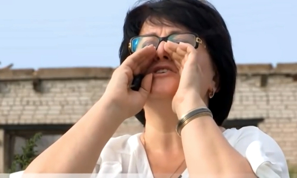 Марина Чередникова в программе Символ успеха на телеканале ТНТ