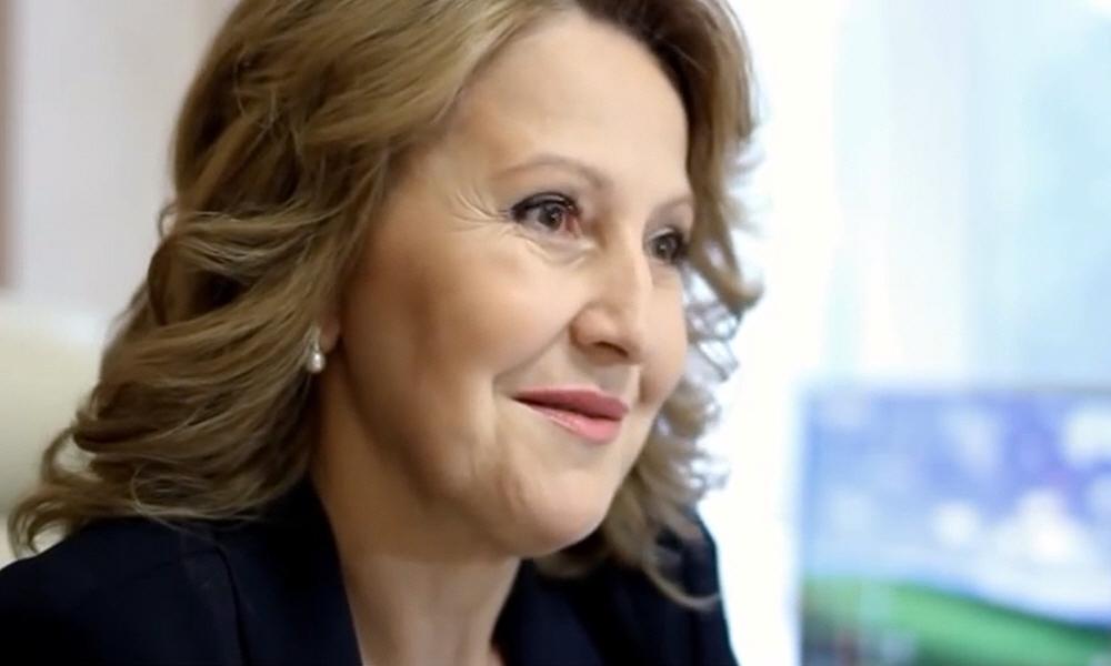 Наталья Аксёнова в программе Символ успеха на телеканале ТНТ