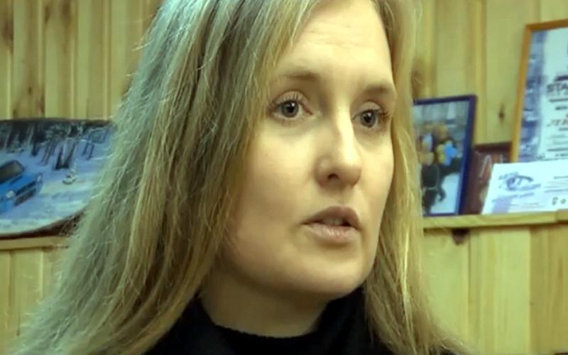 Наталья Гольцова в программе Символ успеха на телеканале ТНТ
