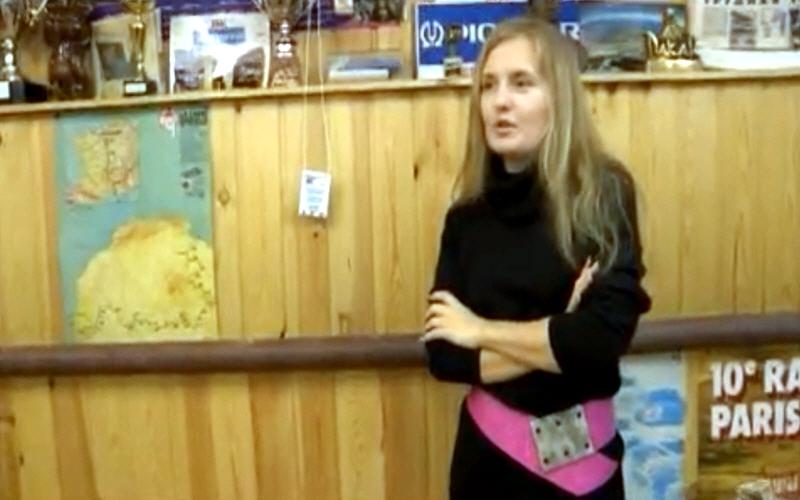 Наталья Гольцова автогонщица Символ успеха