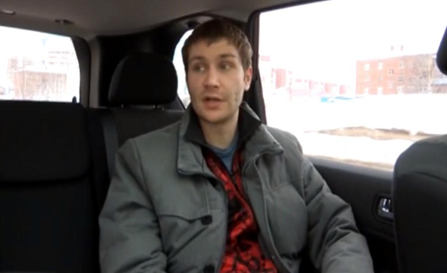 Николай Наумов актёр кино