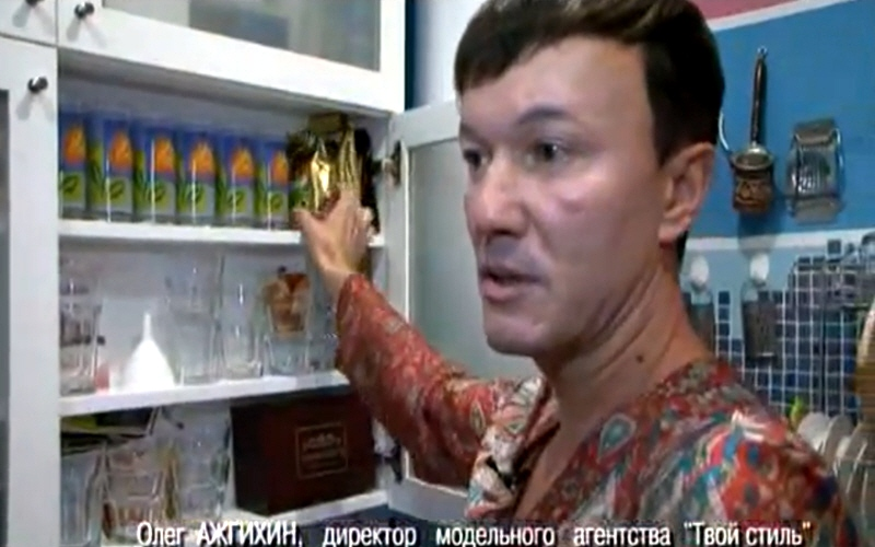 Олег Ажгихин директор модельного агентства Твой Стиль в программе Символ успеха на телеканале ТНТ