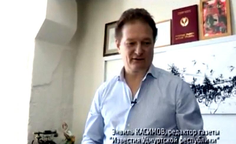 Энвиль Касимов в программе Символ успеха на телеканале ТНТ