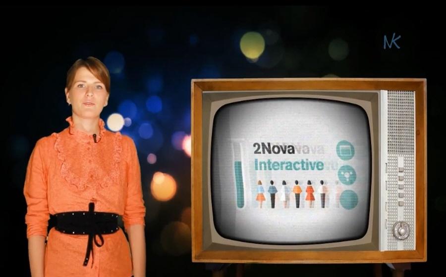 Ирина Кузнецова 2Nova Interactive digital production студия Согласно # Хэштегу