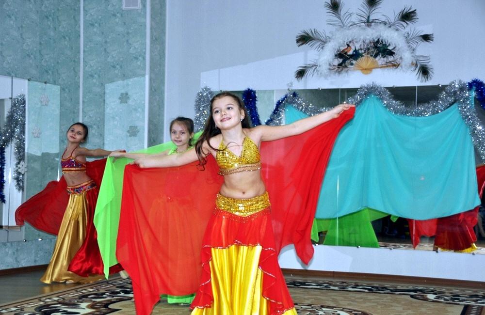 Обучение детей танцам