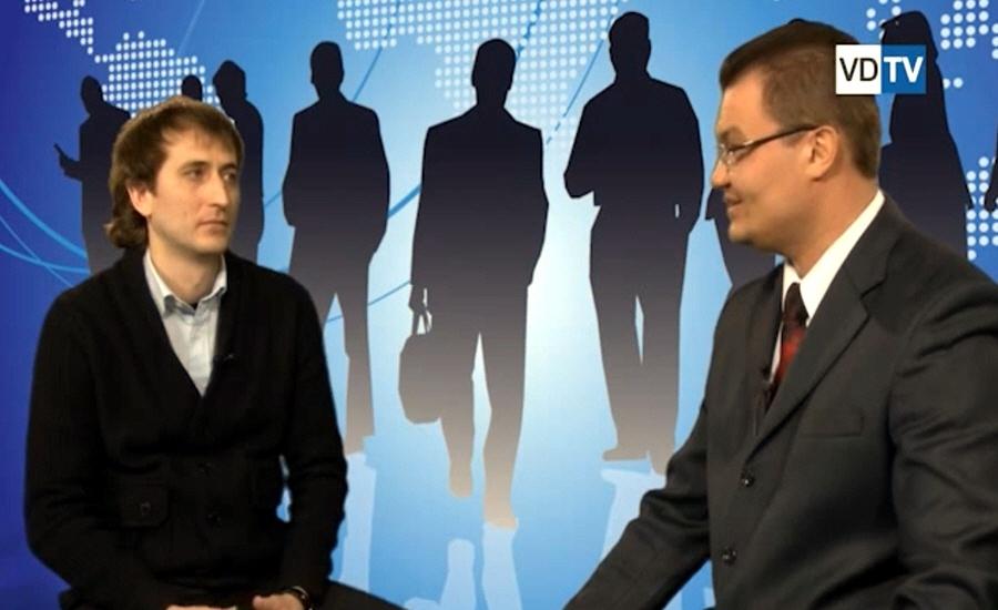 Александр Закревский в программе Создай свой бизнес