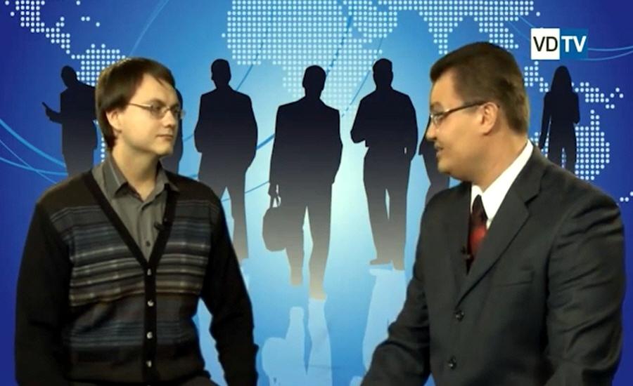 Анатолий Садыков в программе Создай свой бизнес