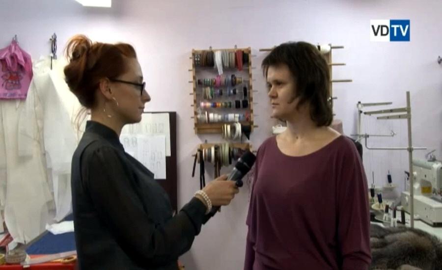 Анна Полежаева в программе Создай свой бизнес