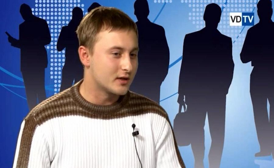 Антон Едалов - руководитель Волгоградского отделения бизнес-школы Бизнес Молодость