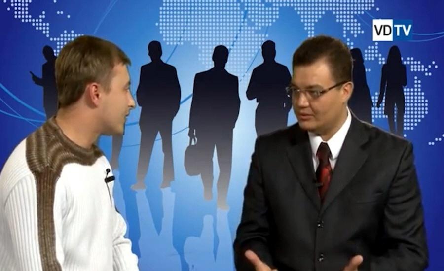 Антон Едалов в программе Создай свой бизнес