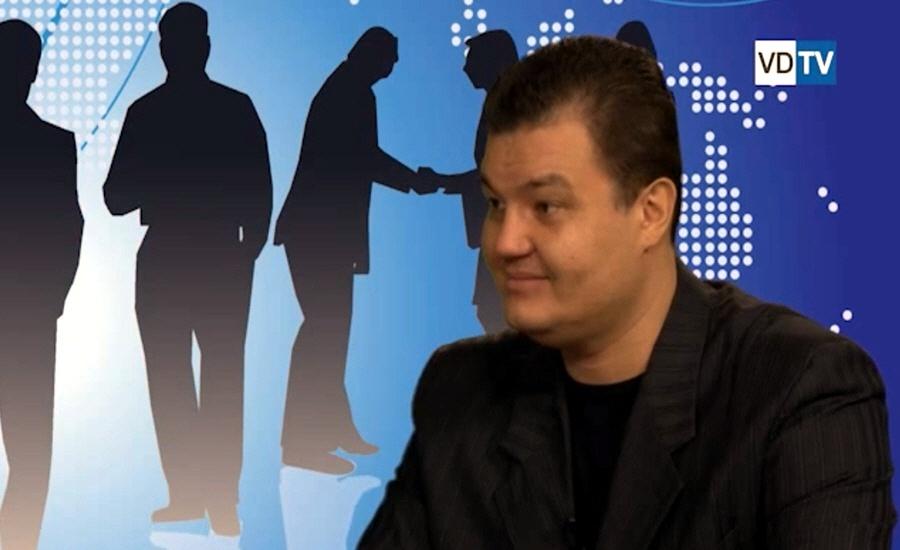 Артём Богач - автор программы Создай свой бизнес