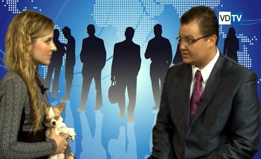Елена Кузьменко в программе Создай свой бизнес