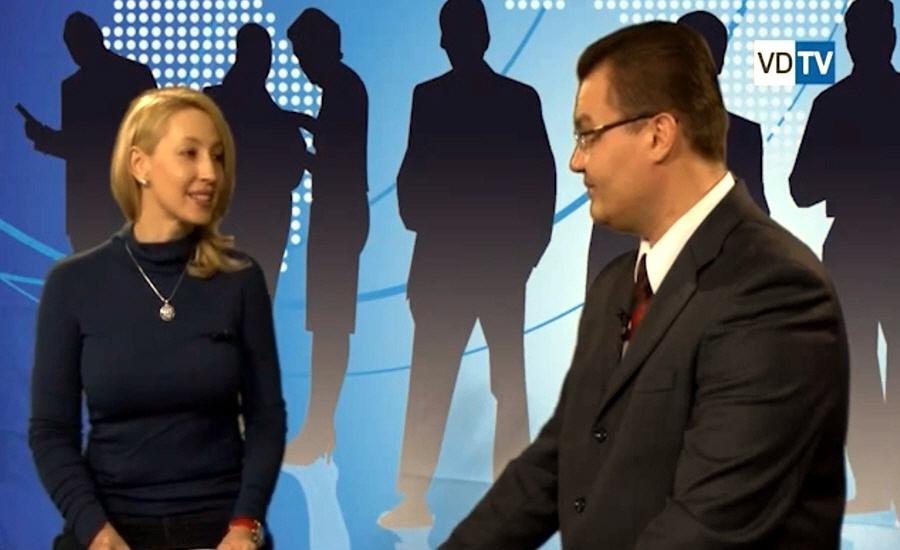 Елена Осипова в программе Создай свой бизнес