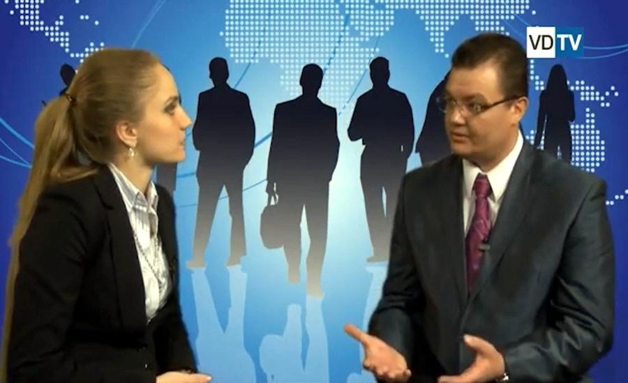 Олеся Банько в программе Создай свой бизнес