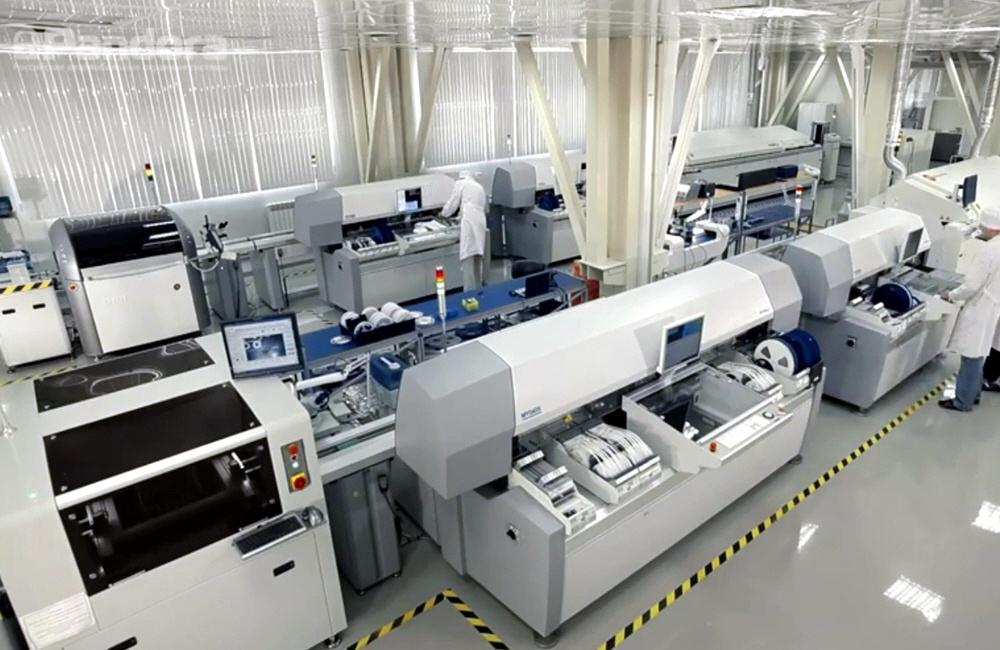 Высокотехнологичный Бизнес Завода Опытного Приборостроения