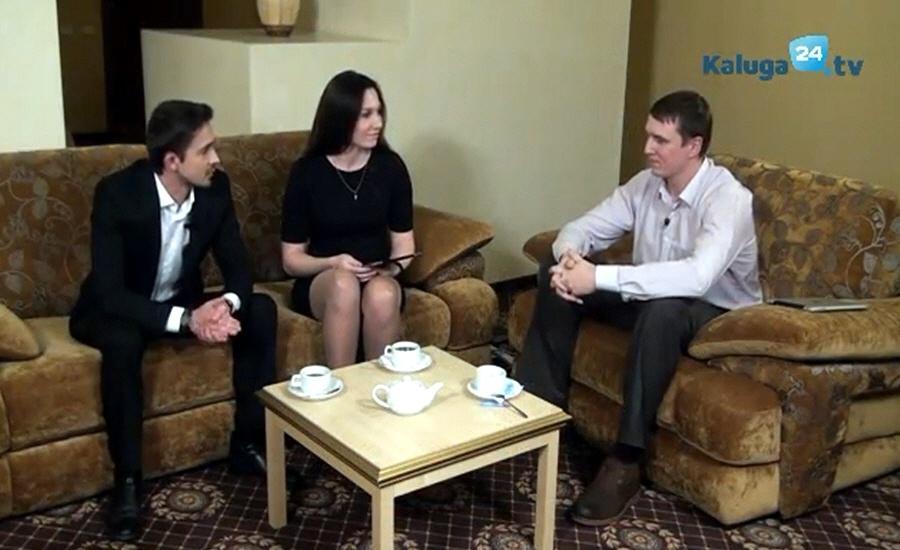 Алексей Резник в программе Сразу к Делу