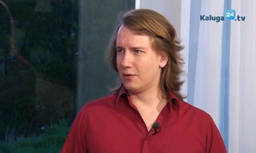 Глеб Елгаев - владелец и основатель сети магазинов КомпьютерМаркет