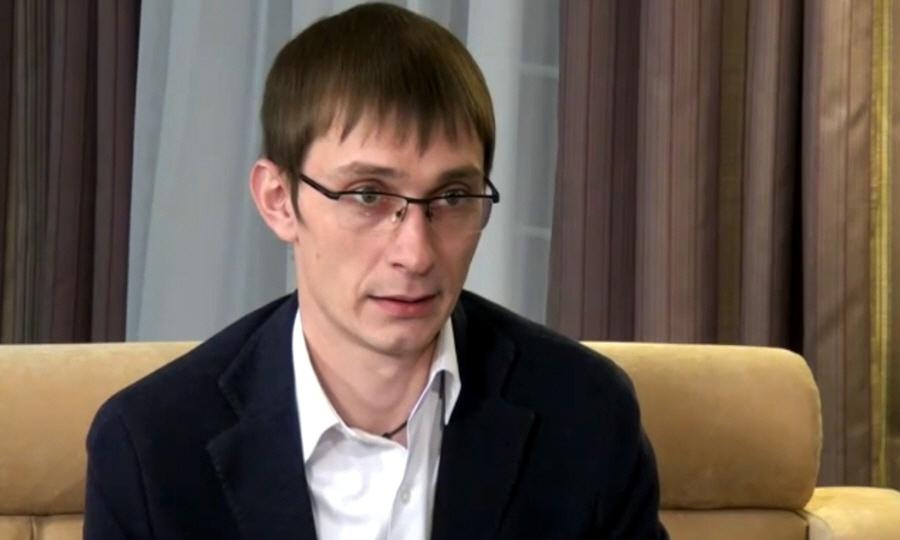Павел Морозов - руководитель Центра иностранных языков EXPRESS