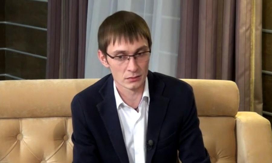 Павел Морозов - Лучший предприниматель города Калуги