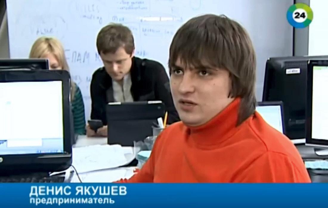 Денис Якушев - основатель конструкторa интернет-магазинов Taberna
